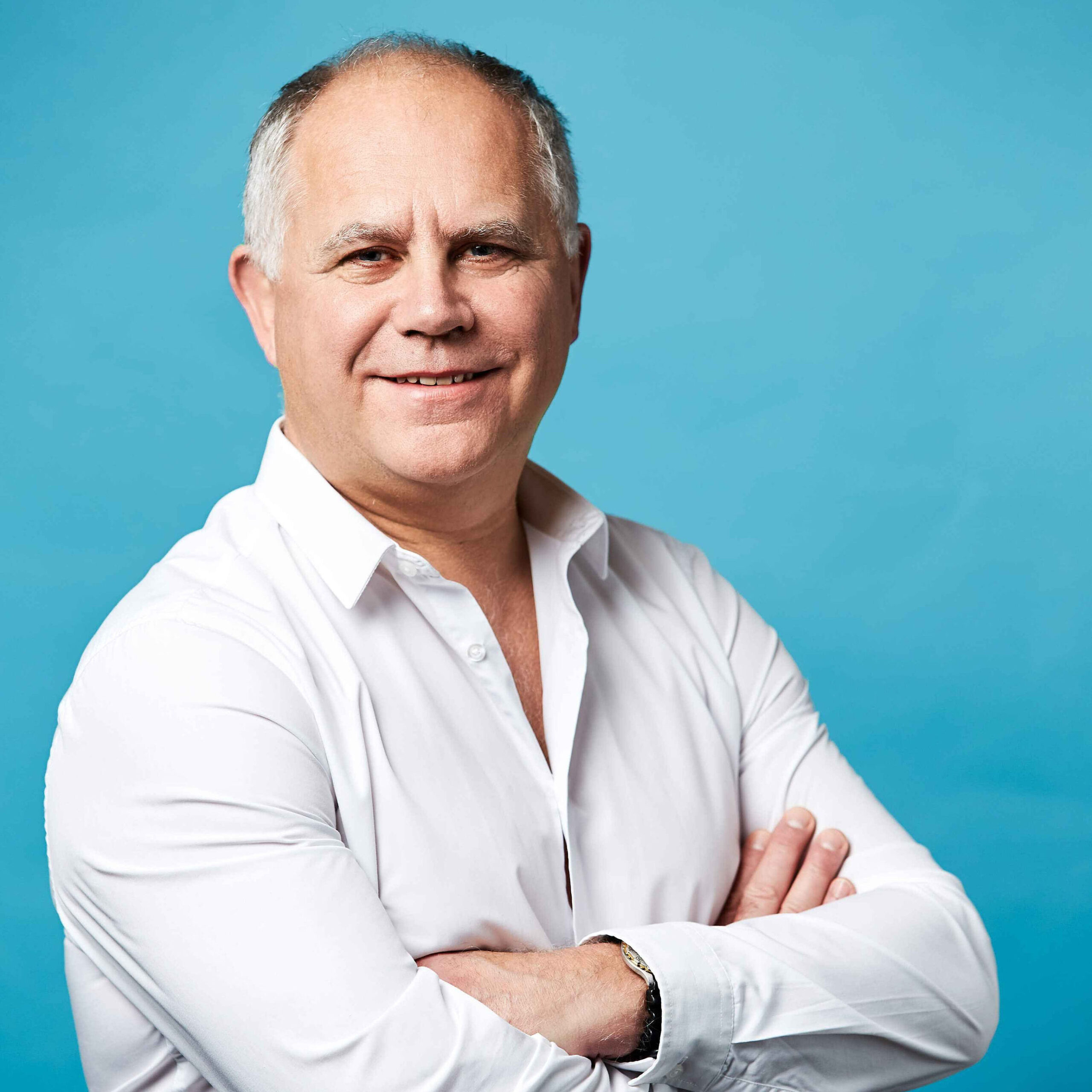 Headshot for Colin Espie, Co-Founder and Chief Scientist