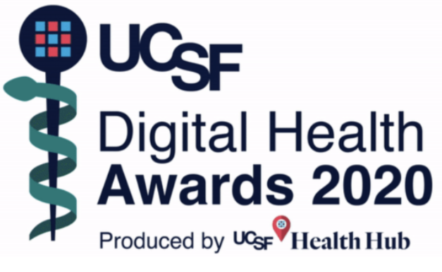 UCSF Digital Health Award Finalist, 2020