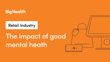 Cost of mental health —retail
