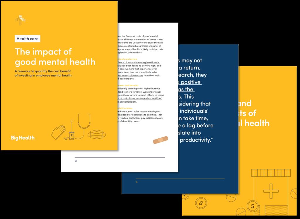 Health Care Cost Report